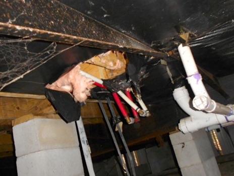 florida anchor barrier llc mobile home vapor barrier replaced rh floridaanchorandbarrier com wiring a trailer for a 2007 nissan xterra wiring a trailer house